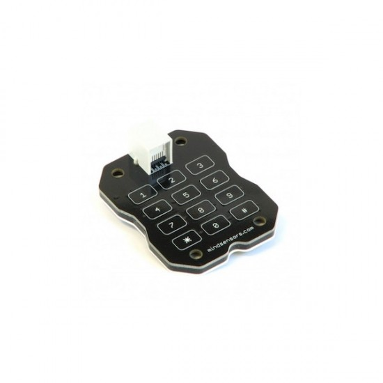 Numeric Pad for Lego Mindstorms NXT