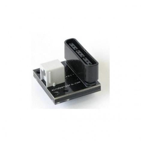 Interface de connexion à la manette Sony PlayStation 2