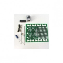 Sensor building kit for NXT with PCF8574 IC