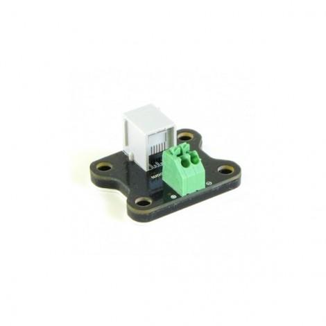 Spannungsmesser für Lego Mindstorms NXT und EV3