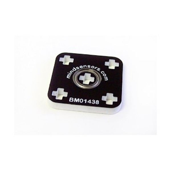 Pack of 2 Ball-Bearing Mounts for Lego Mindstorms