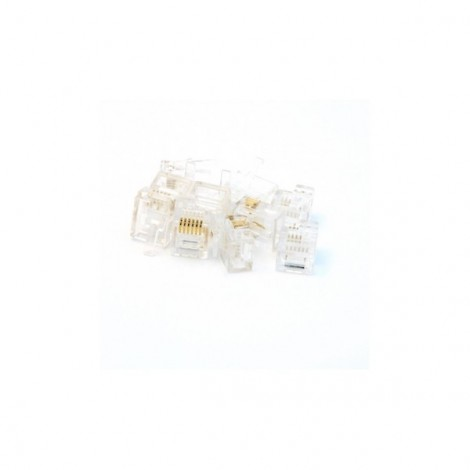 NXT/EV3 Compatible male Plugs (pack of 100)