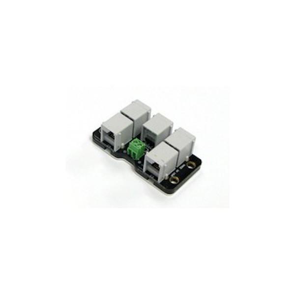 Sensor-Multiplexer für Lego Mindstorms NXT