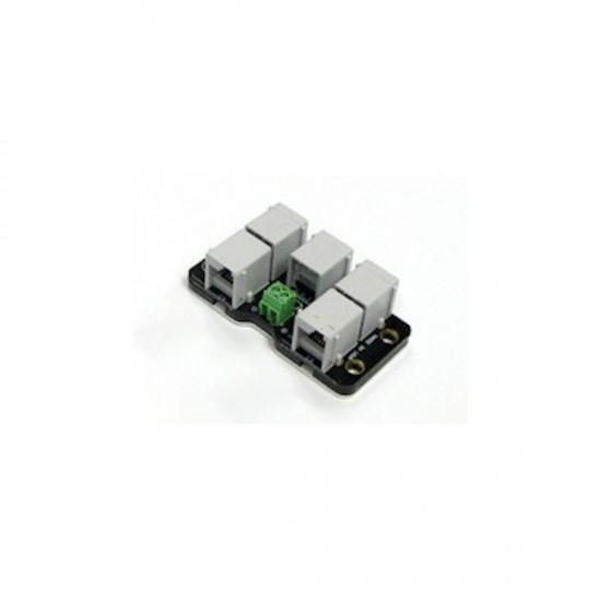 Sensors multiplexer for Lego Mindstorms NXT - Mindsensors