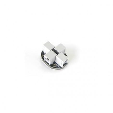 Multiplexer für Lego Mindstorms NXT Tastsensoren