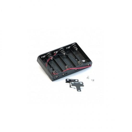 Batteriefach für 6 AA-Batterien - Lego NXT