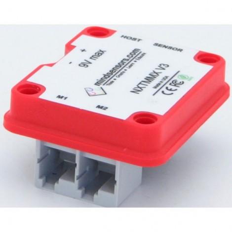 Multiplexeur pour moteurs Lego Mindstorms NXT et EV3