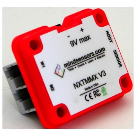 Multiplexer für EV3/NXT Motoren