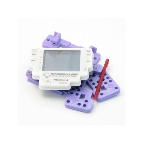 PiStorms Starter Kit - Raspberry Pi Brain für LEGO Roboter