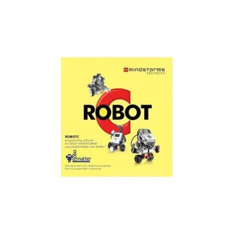 RobotC 4.0 pour Lego Mindstorms EV3 et NXT - Licence mono-utilisateur