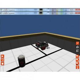 Robot Virtual Worlds 4.0 pour Lego Mindstorms - Licence perpétuelle utilisateur unique