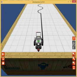 Robot Virtual Worlds 4.0 for Lego Minstorms - 1 user perpetual license