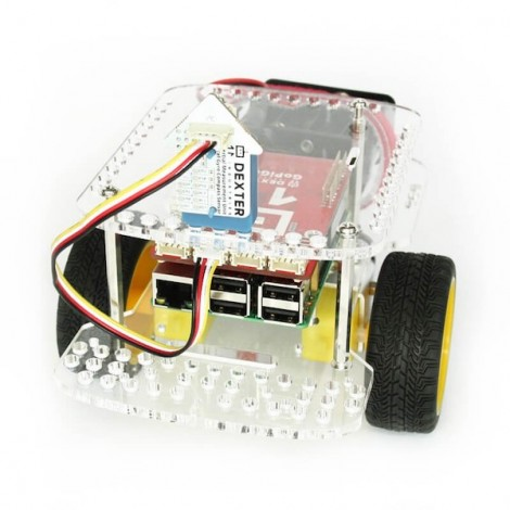 GoPiGo/BrickPi/GrovePi-kompatible IMU (Inertialeinheit)