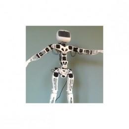 Robot Poppy Humanoid version Raspberry Pi (avec impressions 3D)