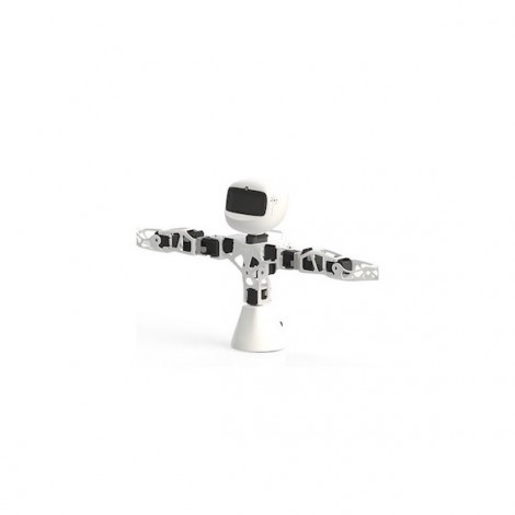 Poppy Torso Robot Raspberry Pi version  (with 3D printed parts)