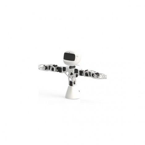 Poppy Torso Roboter Raspberry Pi version (mit Teilen aus 3D-Druck)