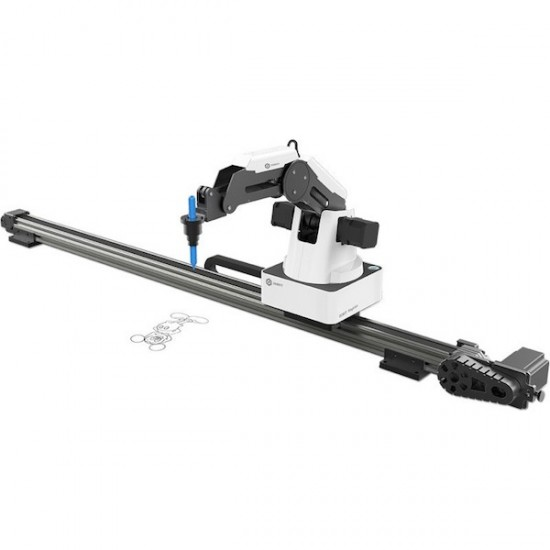 Linear Rail for the Dobot Magician Robotic Arm