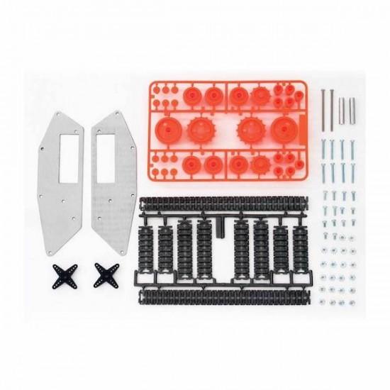 Kit chenille pour robot Boe-Bot de Parallax