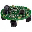 Balise émetteur-récepteur infrarouge