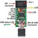 AVR USB-Programmiergerät von Pololu