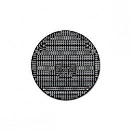 Kit d'extension pour robot 3pi non découpé noir