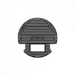 Schwarz Erweiterungsset für 3pi Roboter, mit Ausschnitt