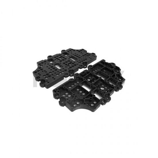 Plaque IPL-01 pour Turtlebot3 Waffle / Burger (x8)