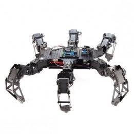 PhantomX AX Metal Hexapod Mark III Kit (kompletter Roboterbausatz mit AX 12A Servomotoren)