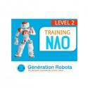 """NAO Level 2 training """"Master"""" - 3 days"""