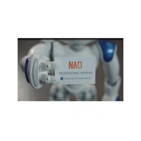 NAO Presenter application