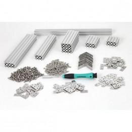 MakerBeam Starter Kit (anodised aluminium)