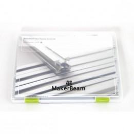 Starter Kit MakerBeam (alu anodisé)