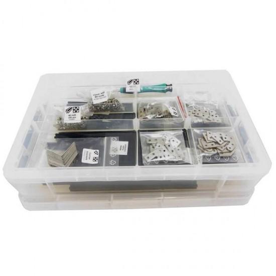Starter Kit MakerBeam Premium (alu anodisé)
