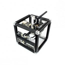 Cubes d'angle MakerBeam - noir (x12)