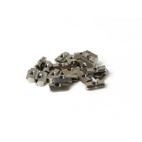 T-slot nuts for MakerBeam (x25)