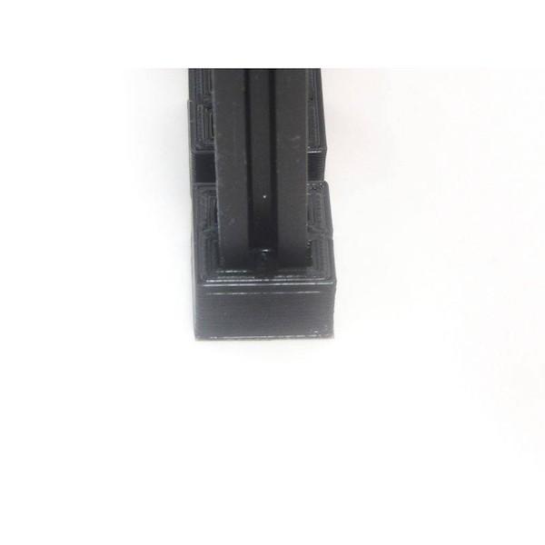 3D Druck Endkappen für MakerBeam (x4)