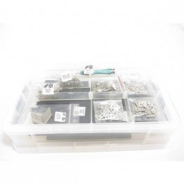 Storage box - multiple compartments - for MakerBeam parts