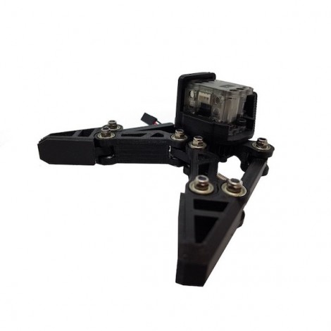 """Gripper 3 """"Adaptative"""" for Niryo One robot arm"""
