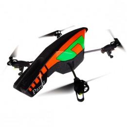 Outdoor Gehäuse für AR.Drone 2.0 - grün