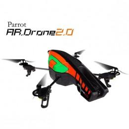 Carène extérieure pour AR.Drone 2.0 - Verte
