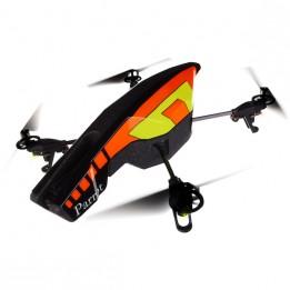 Outdoor Gehäuse für AR.Drone 2.0 - gelb