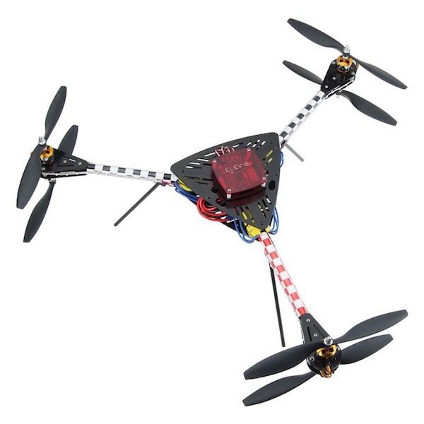 ELEV-8 Y-6 Multicopter Kit