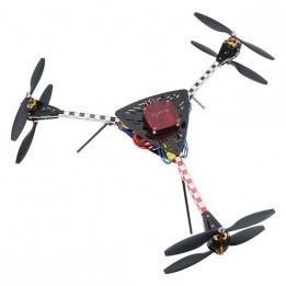 Bausatz für Multicopter ELEV-8 Y-6 Drohne