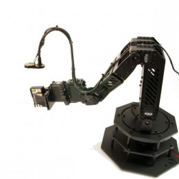 Gooseneck - 250 mm, Dynamixel compatible, for camera or sensors