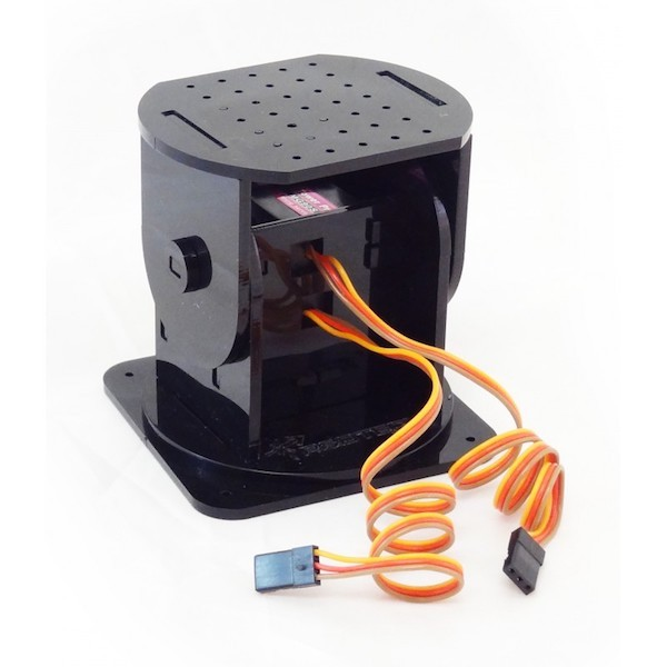 Micro-Pan & Tilt für Servomotoren