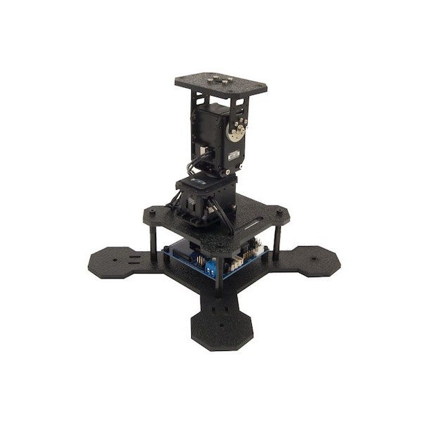 Tourelle InterbotiX WidowX MX-28 (sans les servomoteurs)