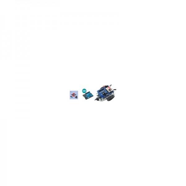 Pack Robotique mobile à base d'Arduino avec licence RobotC