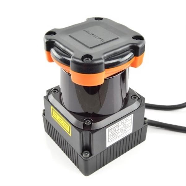 Hokuyo-Laserscanner UTM-30LX