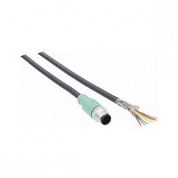 8-poliges M12-Stromkabel für Sick Laserscanner LMS111