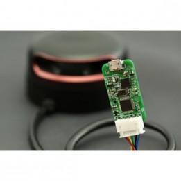 Télémètre Laser 360 degrés (RPLIDAR A2M8) avec kit de développement